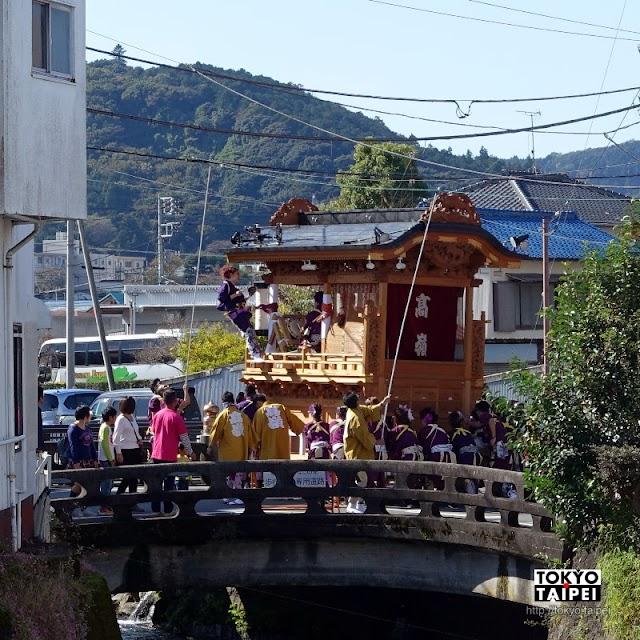 【富士宮祭】初秋的微涼裡 一次滿足富士山、炒麵、祭典3個願望
