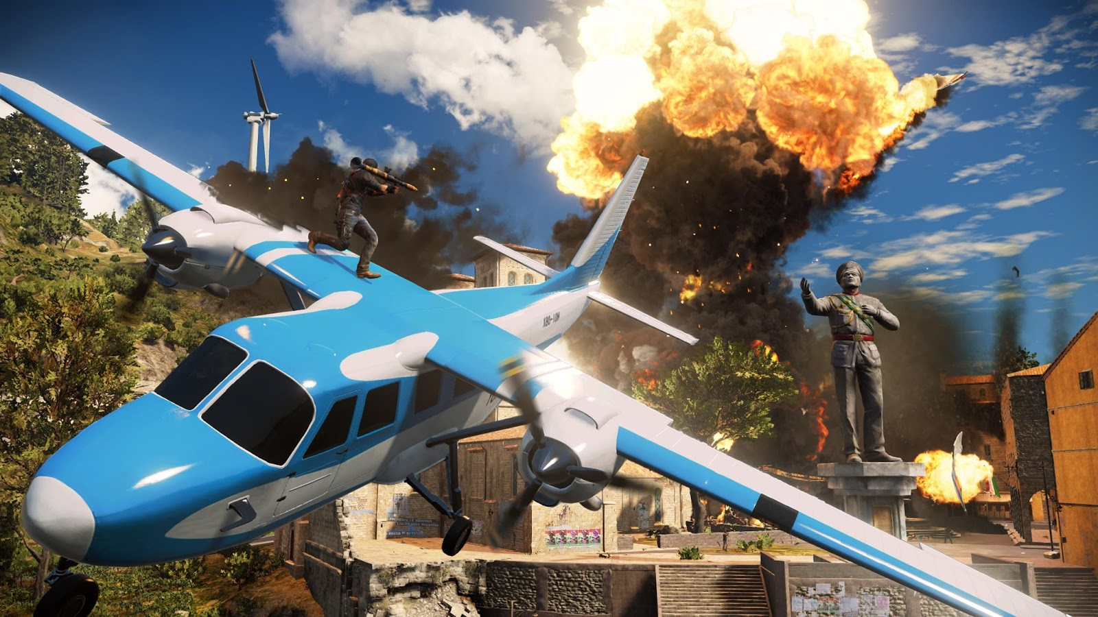 Just Cause 3 Free Download Full PC Game