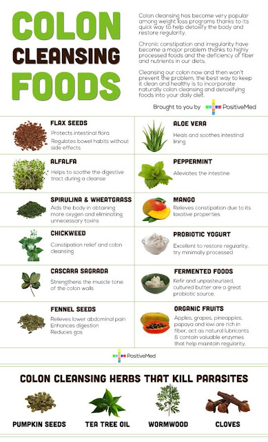 Weight Loss Ninja Best 12 Colon Cleansing Foods 4