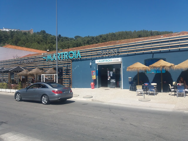 Restaurante Martroia