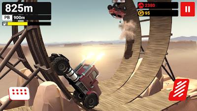 Game MMX Hill Dash Mod Apk v1.0.5761 Unlimited Money