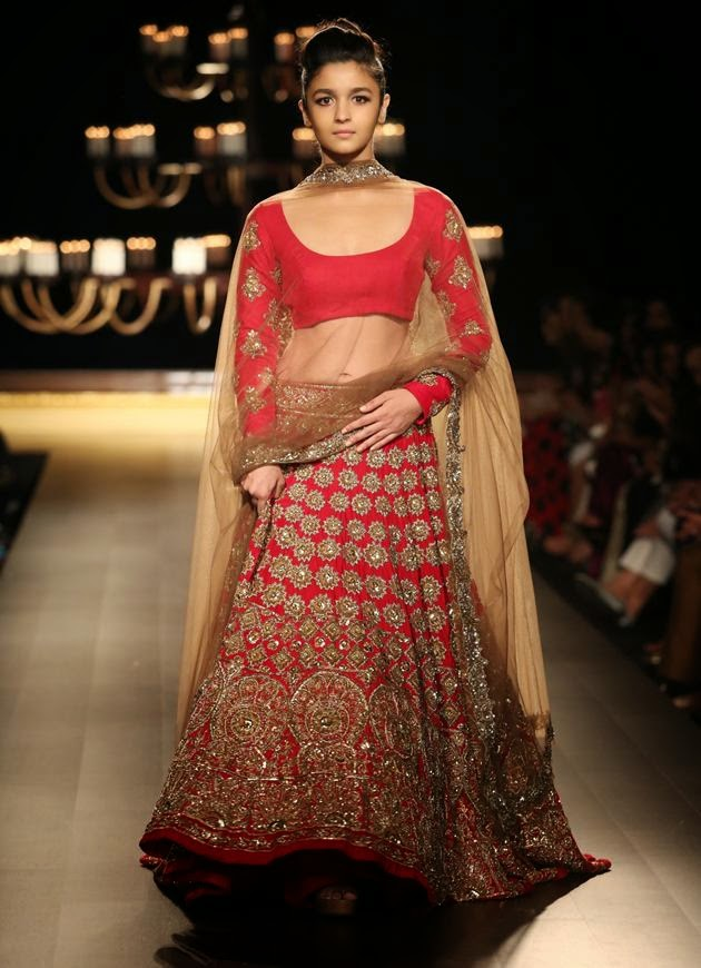Bollywood Actress Saree Collections Alia Bhatt Stuns In