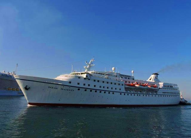 Ocean Majesty: Ακόμα ένα κρουαζιεροπλοιο εντάσσει το Ναύπλιο στο πρόγραμμά του