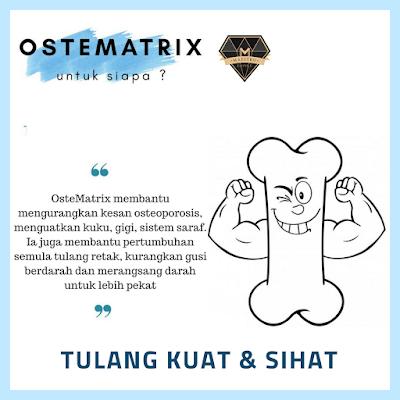 Siapa perlukan OsteMatrix?
