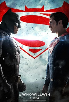 Batman Vs Superman: El Origen De La Justicia (2016) DVDRip Español Latino