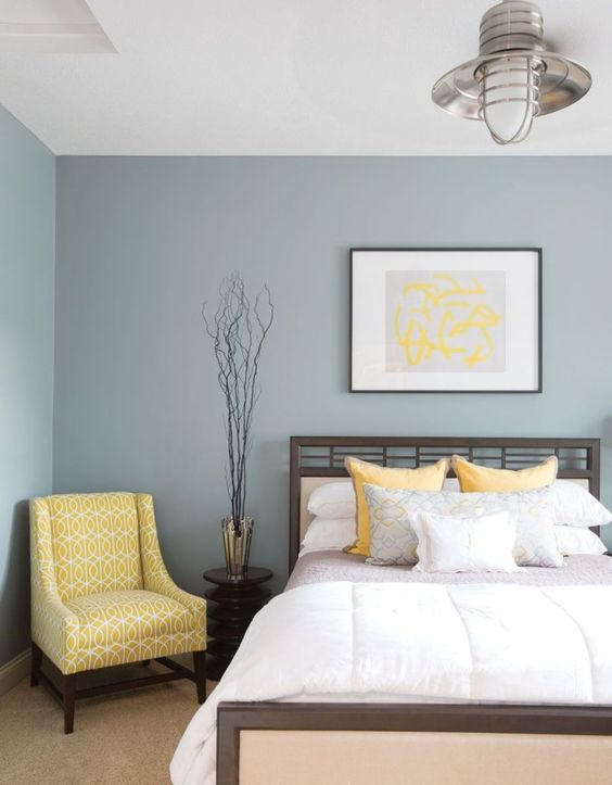 POPULAR PAINT COLORS FOR BEDROOM