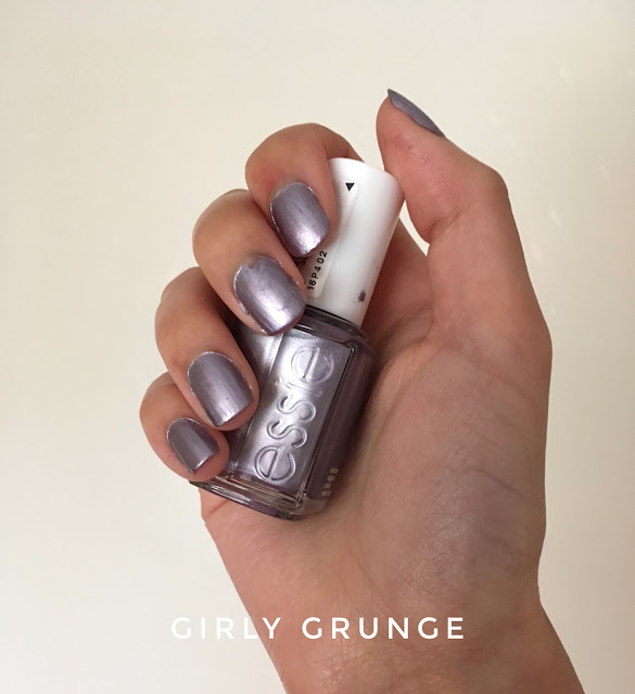 Essie 2017 Fall Collection - Girly Grunge