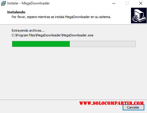 MegaDownloader