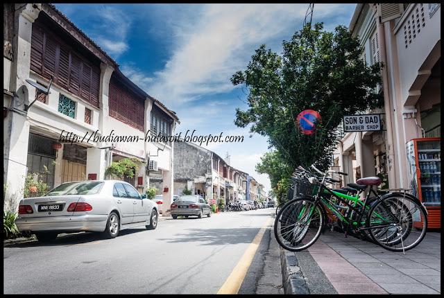 Tempat Wisata Populer di Penang yang sering Dikunjungi