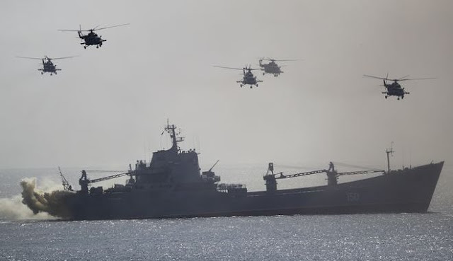 Ουκρανία:  Κλιμάκωση της έντασης με τη Ρωσία