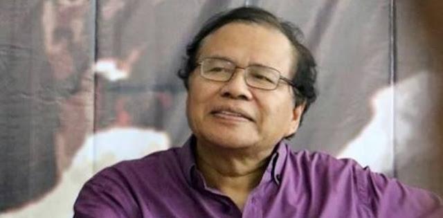 Rizal Ramli: Anjloknya Rupiah ke Level 15 Ribu Baru Fase Awal