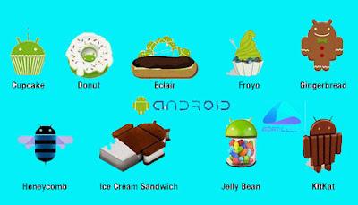 Cara Upgrade OS Android Semua Merk