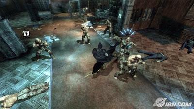 Batman Arkham Asylum GOTY Edition (PC)