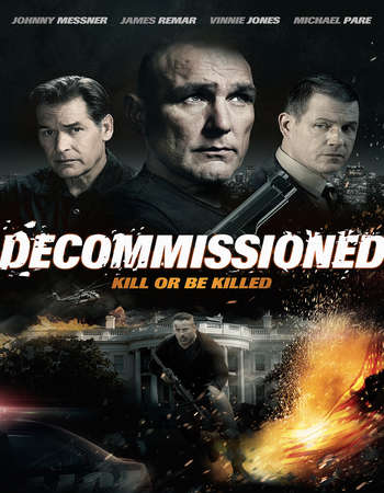 Decommissioned 2016 Hindi Dual Audio Web-Dl Full Movie Download