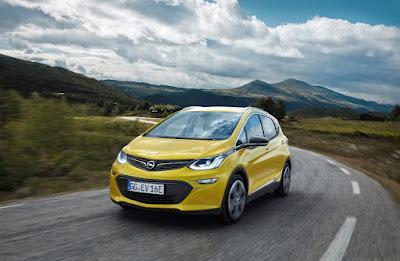 Βραβεία AUTOBEST 2016 για τα Opel Ampera-e και Opel Group