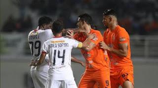 Borneo FC vs  Persija Jakarta 0-1