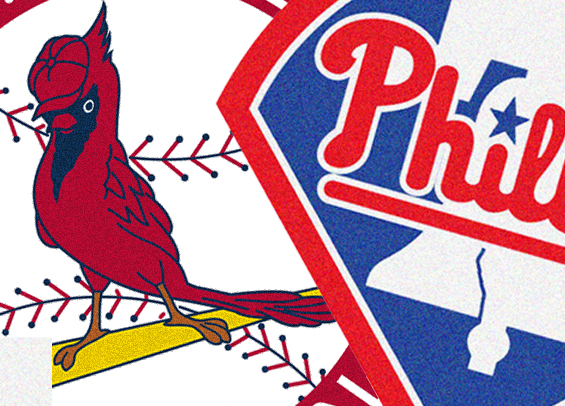 Phillies host the Cardinals