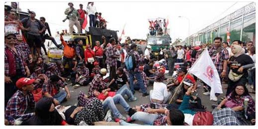 Tiga Hari Kebodohan Terjadi di Jakarta