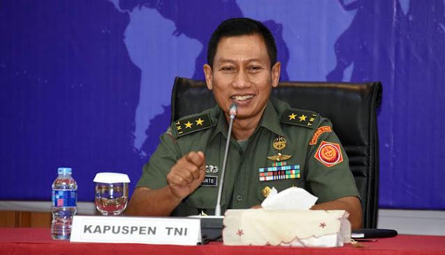 Kapuspen TNI Yakini 5.932 Amunisi Brimob tak Berpayung Hukum