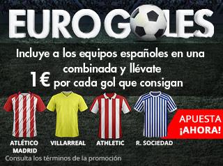 suertia promocion Europa League 22 febrero
