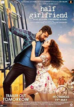 Half Girlfriend 2017 Full Movie Hindi HDRip 720p at movies500.me