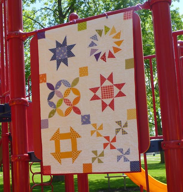 Sewn By Leila Gardunia My Quilts