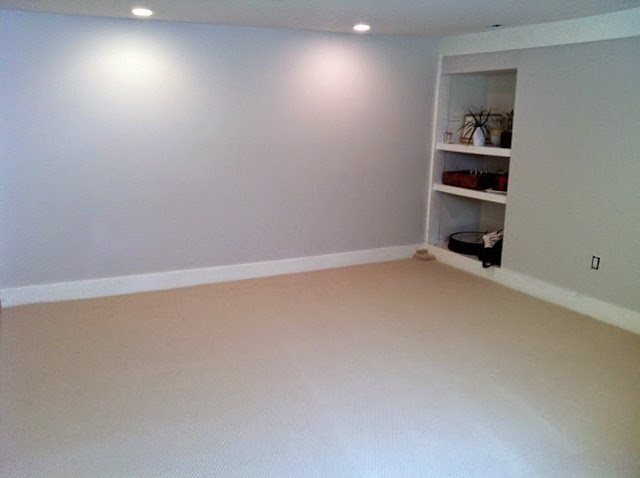 benjamin moore basement paint color ideas