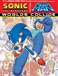 Sonic Mega Man Worlds Collide