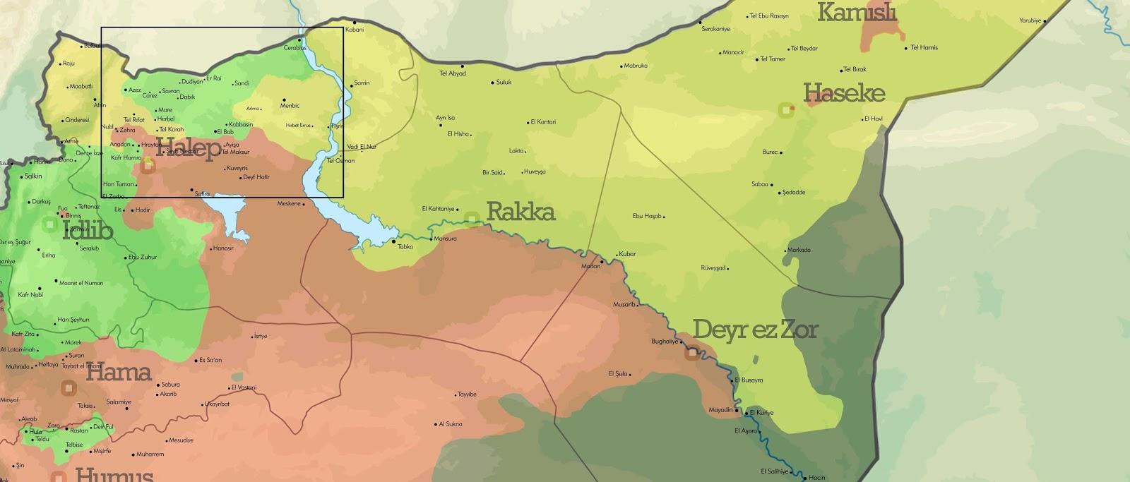Türkiye, Fırat'ın doğusunda ve batısında Halep'te de elini güçlendirebilir' 37