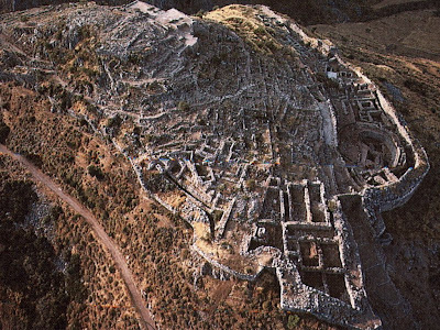 Earthquakes may have destroyed Mycenae