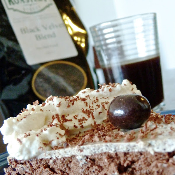 Coffee Mocha Cheesecake