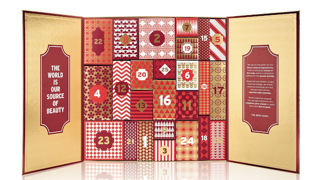 The Body Shop, Ultimate Advent Calendar €160