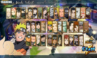 Naruto Shippuden Ultimate Naruto Senki 2 by Doni Apk berbagibagi2.xyz