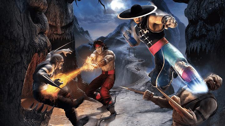 memecahkan rahasia di setiap area yang ada pada game Mortal Kombat: Shaolin Monks PS2