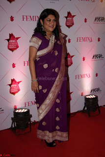 Bollywood Babes at Femina and Nykaa Host 3rd Edition Of Nykaa Femina Beauty Awards 2017 130.JPG