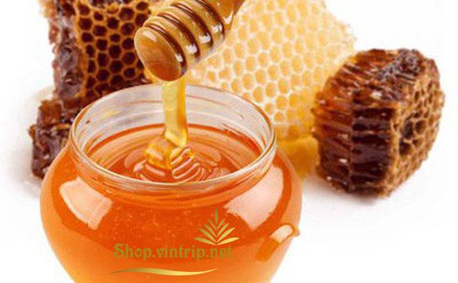 Trị viêm phế quản mạn tính bằng mật ong