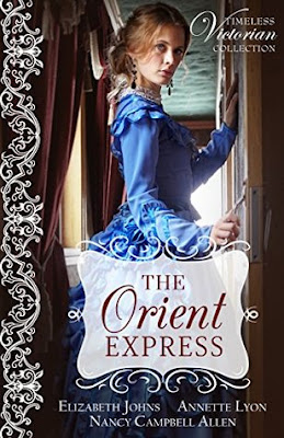 Heidi Reads... Timeless Victorian Collection: The Orient Express by Elizabeth Johns, Annette Lyon, Nancy Campbell Allen