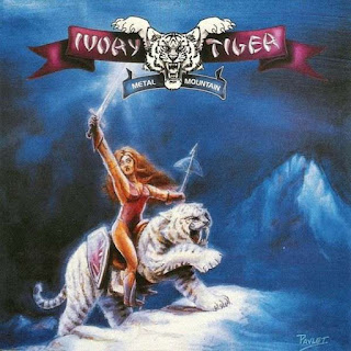 Ivory Tiger - Metal Mountain (re-issue teaser)