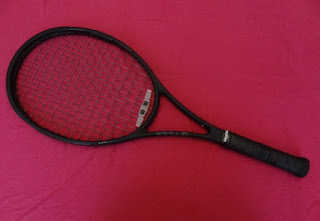 my tennis racket - Wilson Pro Staff 97LS