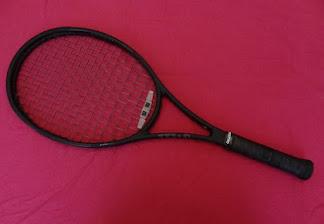 my tennis racket - Wilson Pro Staff 97LS