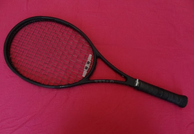 Wilson Pro Staff 97LS - my consumer tennis racket review