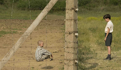 the boy in striped pyjamas 2008 fence