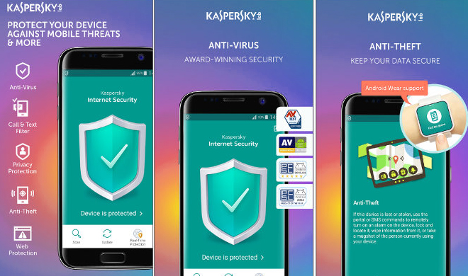 Download 5 Best Free Mobile Security Antivirus App For