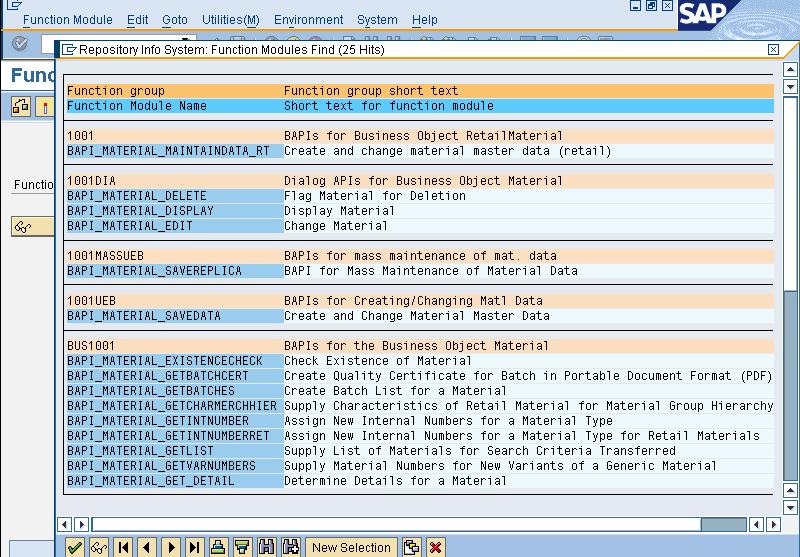Amarmn com - SAP ABAP, SAP UI5, SAP Fiori: BAPI