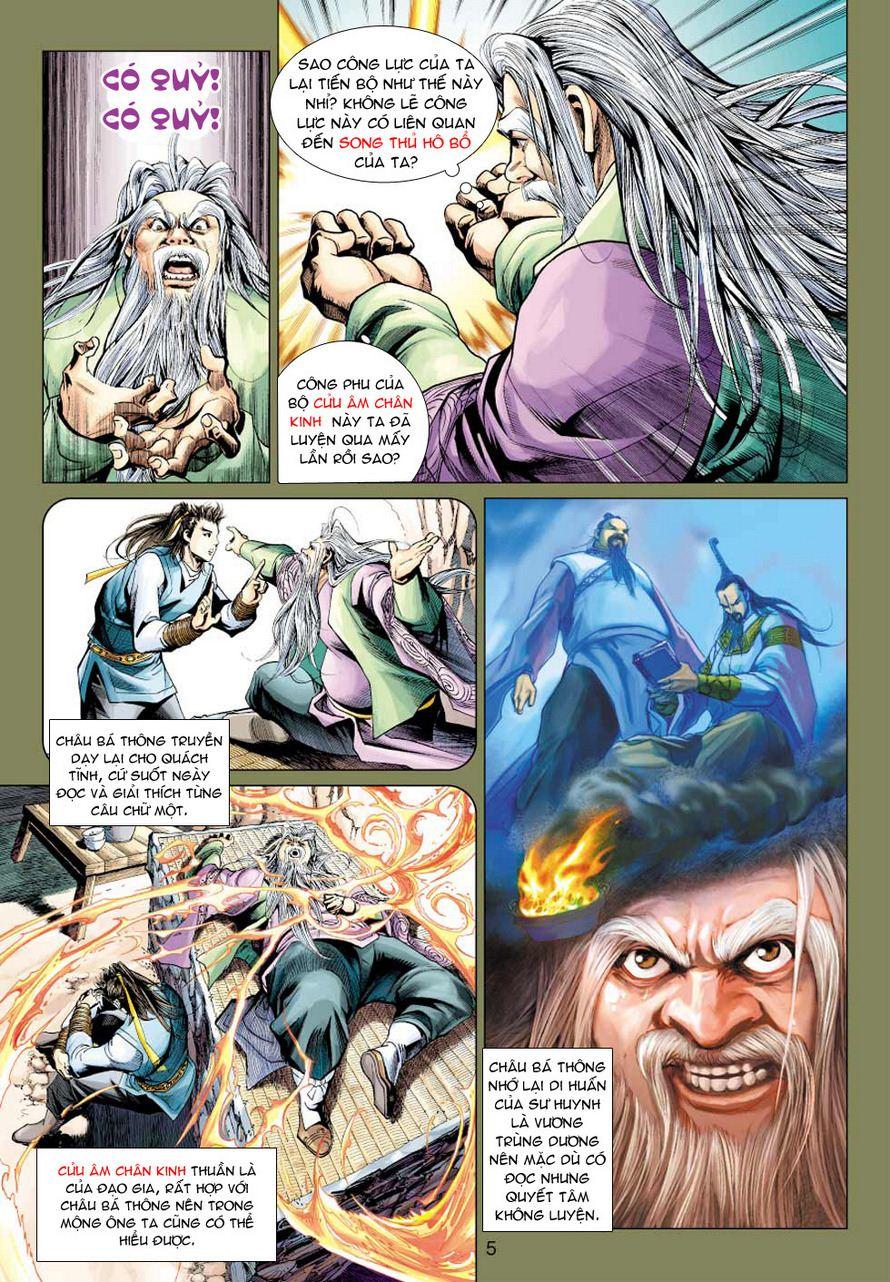 Anh Hùng Xạ Điêu anh hùng xạ đêu chap 49 trang 5