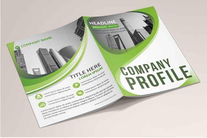 Percetakan Company profile di Kuningan