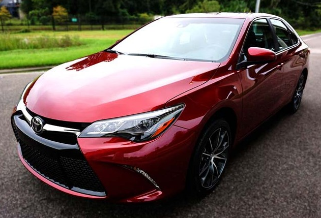 2017 latest Toyota Camry Reviews