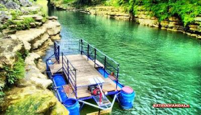 Wisata Air Terjun Sri Gethuk Di Yogyakarta Gunung Kidul