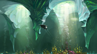Subnautica Below Zero PS3 Wallpaper