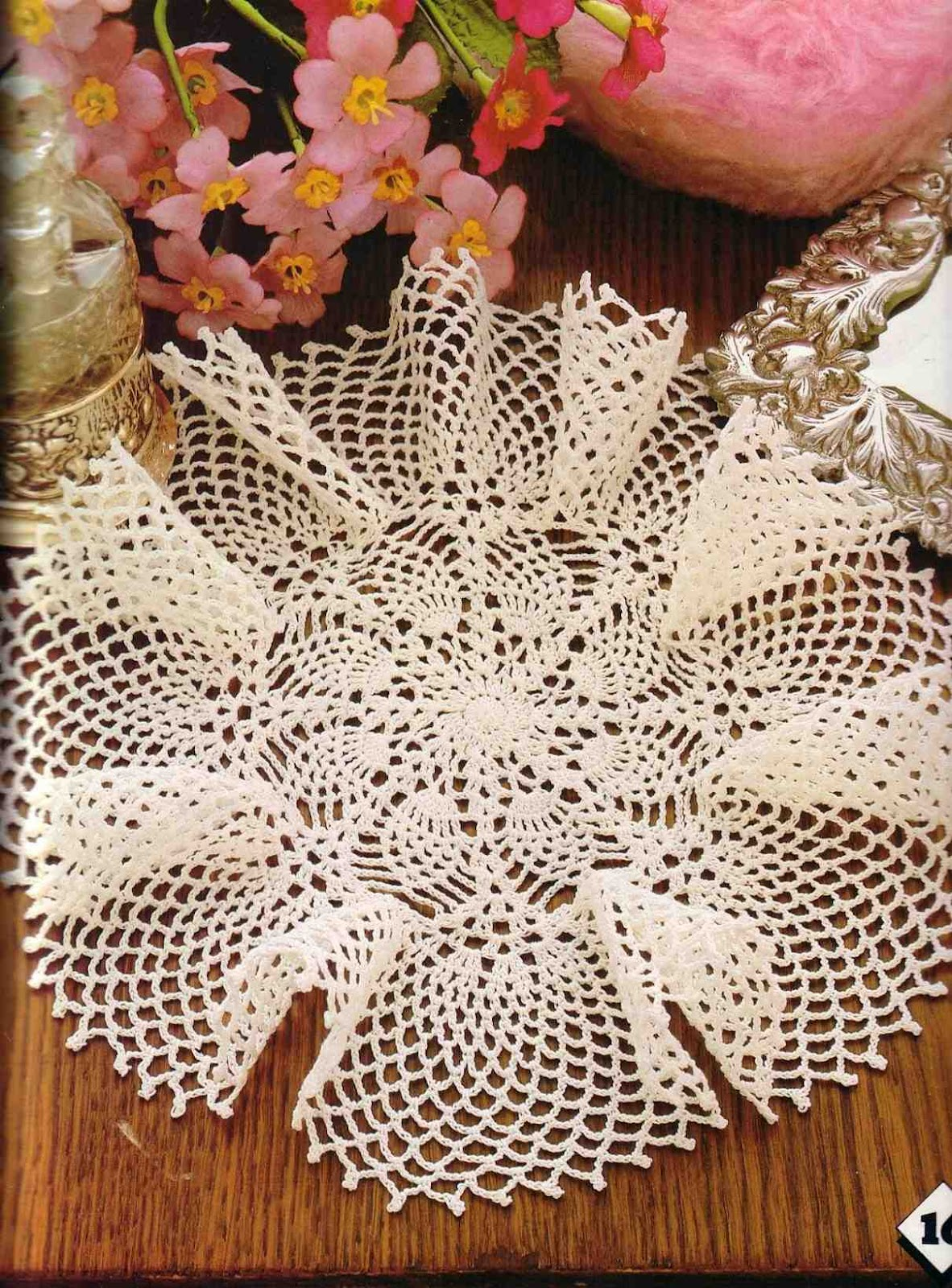It's just a picture of Luscious Free Downloadable Crochet Patterns